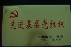 先進黨組織